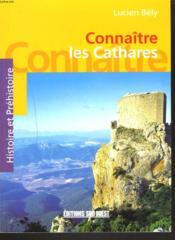 Aed cathares (les)/connaitre - Couverture - Format classique