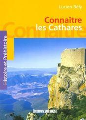Aed cathares (les)/connaitre - Intérieur - Format classique