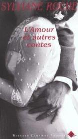 Amour Et Autres Contes (L) - Couverture - Format classique