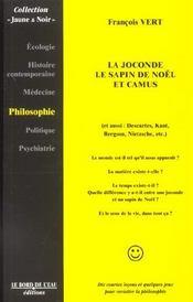Joconde,Le Sapin De Noel Et Camus (La) - Intérieur - Format classique