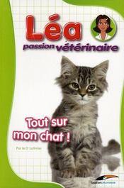 Lea passion veterinaire les chats - Intérieur - Format classique