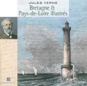 Bretagne et Pays-de-Loire illustrés - Couverture - Format classique