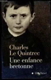 Une enfance bretonne - Couverture - Format classique