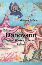 Donovann et le monde des hommes-étoiles - Couverture - Format classique