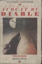 Collection Detective. Avocat Du Diable. - Couverture - Format classique