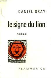 Le Signe Du Lion. - Couverture - Format classique