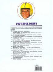 Tout buck danny t.2 ; guerre du pacifique 2eme partie - 4ème de couverture - Format classique