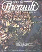 Etudes Sur L'Herault N°1 - Beziers, Ville En Profonde Mutation - Couverture - Format classique