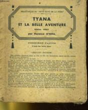 Tyana Et La Belle Aventure - Couverture - Format classique