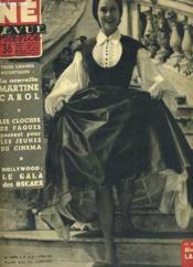 Cine Revue France - 35e Annee - N° 14 - Feerie De Broadway - Couverture - Format classique
