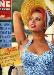 Cine Revue - Tele-Programmes - 47e Annee - N° 28 - Guide Pour Un Homme Marie - Couverture - Format classique