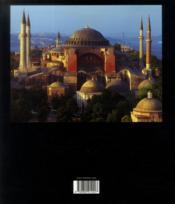 Constantinople ; de Byzance à Istanbul - 4ème de couverture - Format classique