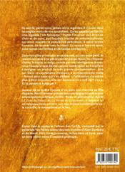 Les furtifs - 4ème de couverture - Format classique