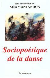Sociopoetique De La Danse - Intérieur - Format classique