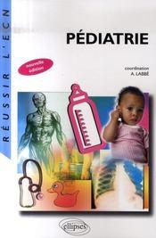 Pédiatrie (2e édition) - Intérieur - Format classique