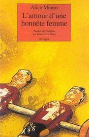 L'Amour D'Une Honnete Femme - Intérieur - Format classique