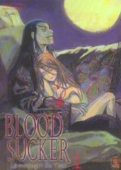 Bloodsucker T.1 - Couverture - Format classique