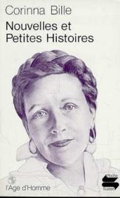 Nouvelles Et Petites Histoires - Couverture - Format classique