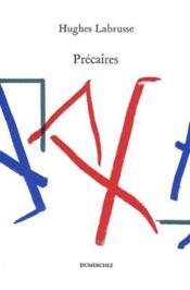 Precaires - Couverture - Format classique