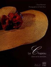 Le chapeau ; grand art et savoir faire - Intérieur - Format classique