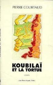 Koubila et la tortue - Couverture - Format classique