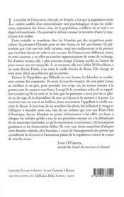 Barbara la rousse et autres contes vert sombre - 4ème de couverture - Format classique