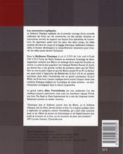 La sicilienne classique expliquée - 4ème de couverture - Format classique