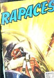 Rapaces N°287. - Couverture - Format classique