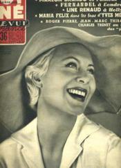 Cine Revue France - 35e Annee - N° 15 - Vera Cruz - Couverture - Format classique