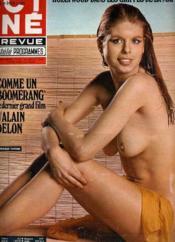 Cine Revue - Tele-Programmes - 56e Annee - N° 31 - Comme Un Boomerang - Couverture - Format classique