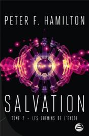 Salvation T.2 ; les chemins de l'exode - Couverture - Format classique