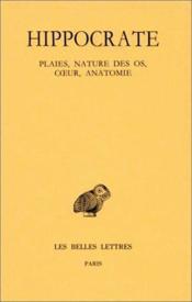 Plaies, nature des os t.8 - Couverture - Format classique