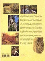 Chemins de la prehistoire en perigord - 4ème de couverture - Format classique