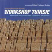 Workshop Tunisie - Couverture - Format classique