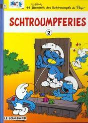 Schtroumpferies t.2 - Intérieur - Format classique