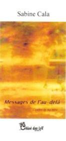 Messages de l'au-delà - Couverture - Format classique