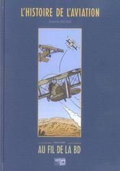 L'histoire de l'aviation au fil de la bd - Intérieur - Format classique