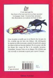 Sacree Corneille - 4ème de couverture - Format classique