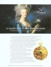 Connaissance Des Arts N.288 ; Le Domaine De Marie-Antoinette - 4ème de couverture - Format classique