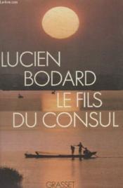 Le Fils Du Consul. - Couverture - Format classique