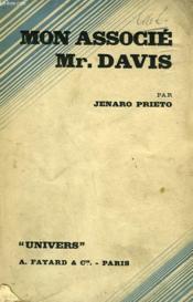 Mon Associe Mr Davis. - Couverture - Format classique