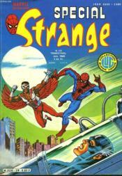 Special Strange N° 28. Juin 1982. - Couverture - Format classique