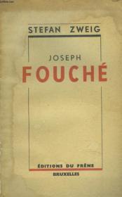 Joseph Fouche - Couverture - Format classique