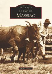 Le pays de Massiac - Couverture - Format classique