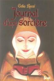 Journal d'une sorcière - Couverture - Format classique