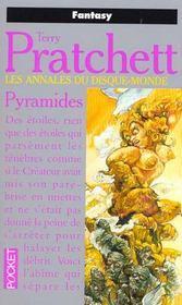 Les annales du Disque-monde T.7 ; pyramides - Intérieur - Format classique