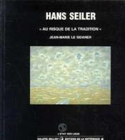 Hans seiler - Couverture - Format classique