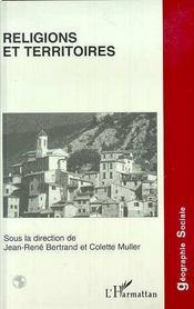 Religions et territoires - Intérieur - Format classique