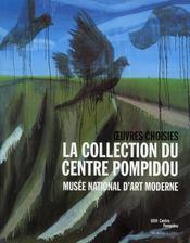 Oeuvres choisies ; la collection du Centre Pompidou - Intérieur - Format classique