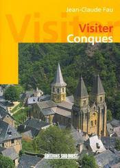 Visiter conques - Intérieur - Format classique